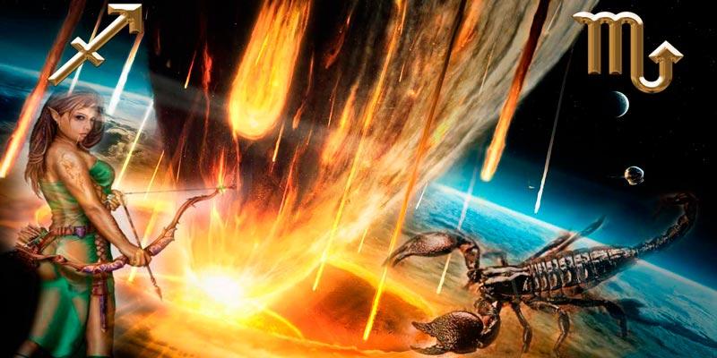 Совместимость женщины стрелец и мужчины скорпиона