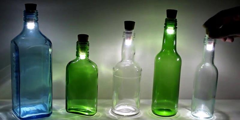 Простейший способ внутреннего очищения бутылей с узким горлышком, который сэкономит кучу времени, нервов и сил.