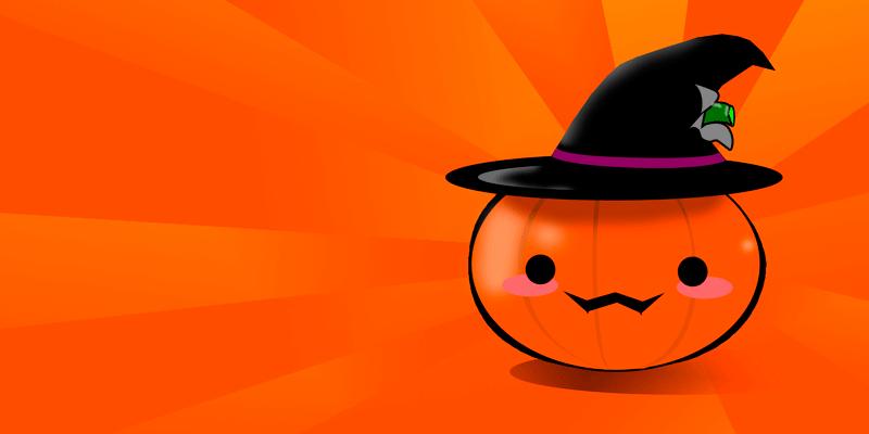 Поздравления с Хэллоуином