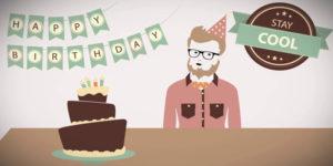 Поздравления с днем рождения мужчине в прозе
