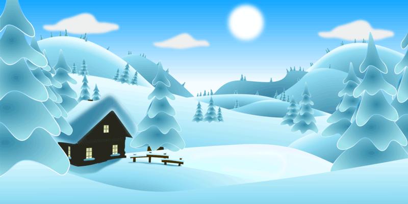Пожелания доброго зимнего утра