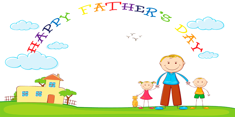 открытка с Днем Отца