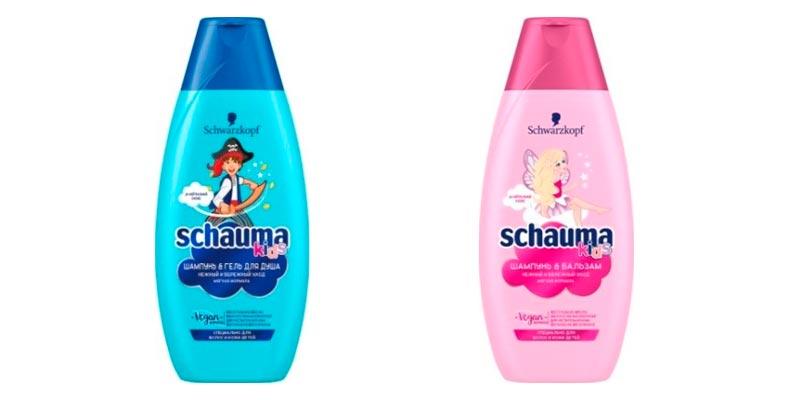 детская серия Schauma