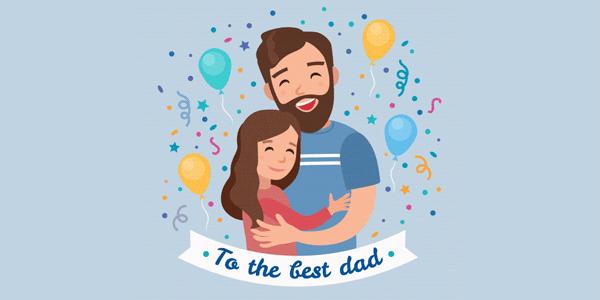 открытка с днем рождения папе своими словами