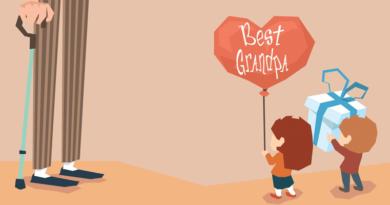 Поздравления с днем рождения дедушке в прозе