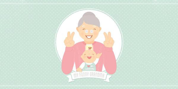 открытка с днем рождения бабушке своими словами