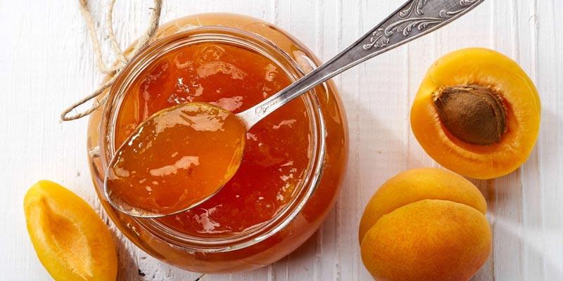 абрикосовое варенье с соком апельсина