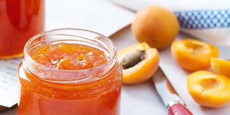 варенье из абрикосов с лимонным соком