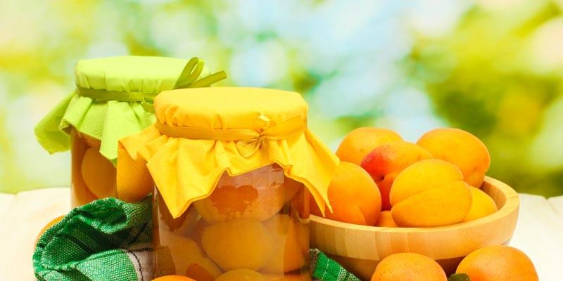 Рецепт варенья из целых абрикосов