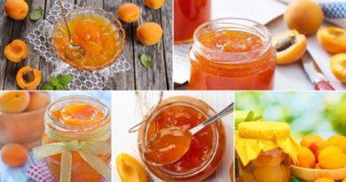 Вкусные рецепты варенья из абрикосов