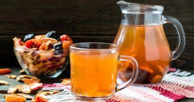 Как сварить вкусный компот из сухофруктов