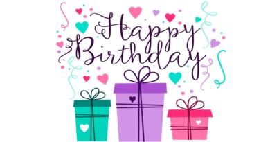 Короткие поздравления с днем рождения женщине своими словами