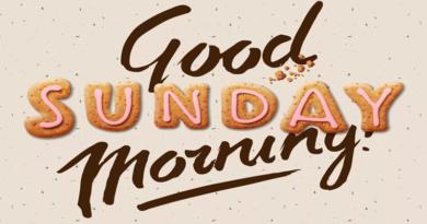 Пожелания доброго утра воскресенья и хорошего дня