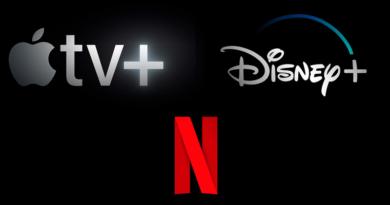 Акции Netflix упали после признания конкурентоспособности Disney+ и Apple TV+