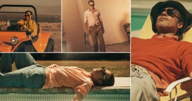 Свежее интервью и фотосессия Брэда Питта: Джоли, религия, худоба