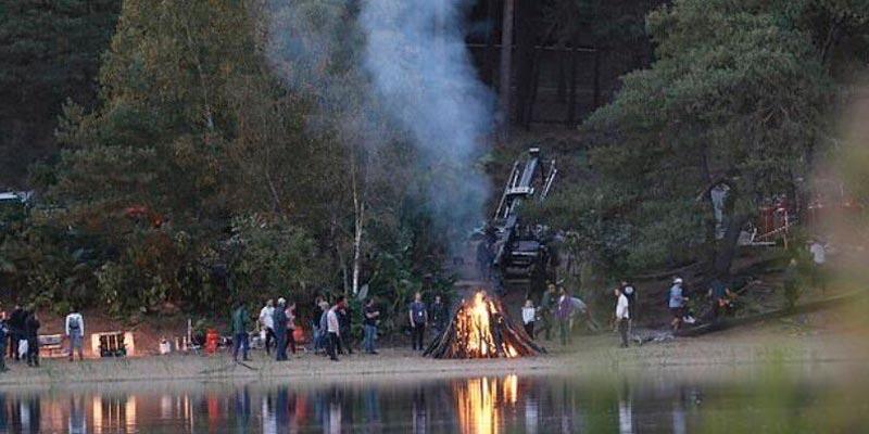 Первые кадры со съёмок «Вечных»
