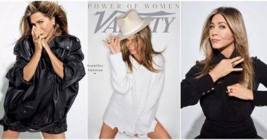 Дженнифер Энистон вступила в ряды «Power of Women» — новый спецпроект Variety
