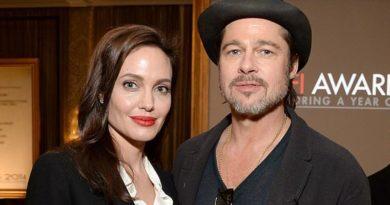 Анджелина Джоли рассказала, как она преодолела развод с Брэдом Питтом