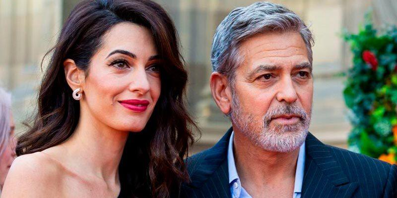 Джордж Клуни изменил жене с известной феминисткой