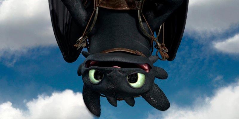 Беззубик («Как приручить дракона», 2010)
