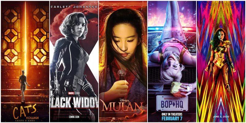 5 фильмов 2020 года, которые стоит посмотреть, чтобы не отстать от трендов